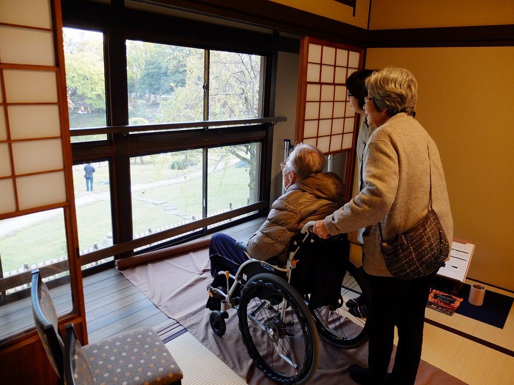 ★松聲閣 車椅子利用 (2)